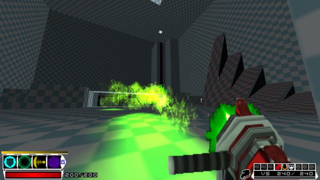 Вышла новая версия мода Ratchet & Clank для GZDoom