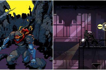 10 игр, похожих на Cyber Shadow