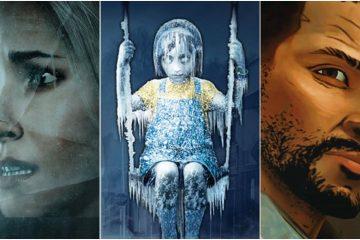 10 сюжетных хорроров, похожих на Until Dawn