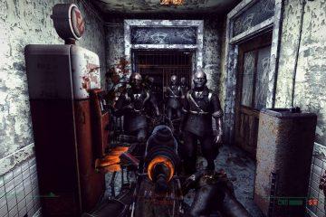Мод для Fallout New Vegas, добавляющий зомби-режим