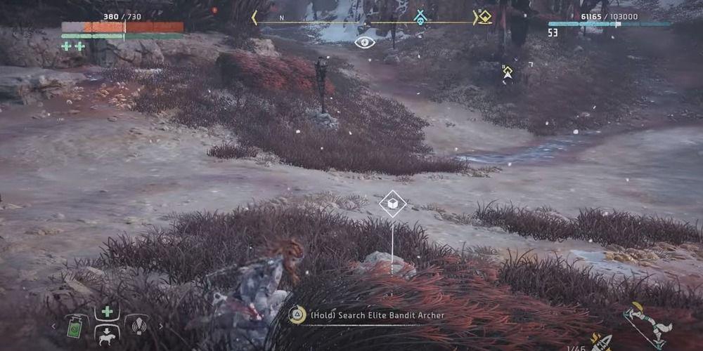 10 редких врагов в Horizon Zero Dawn