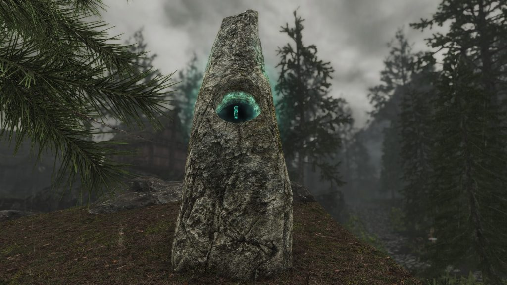 A Witcher's Adventure для Skyrim – обязательный мод для фанатов Ведьмака 3