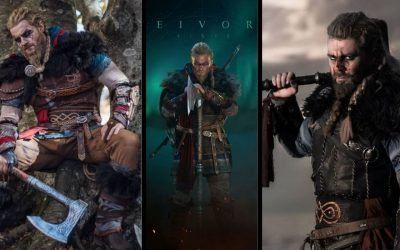 Assassin's Creed Valhalla: лучшие косплеи мужской версии Эйвора