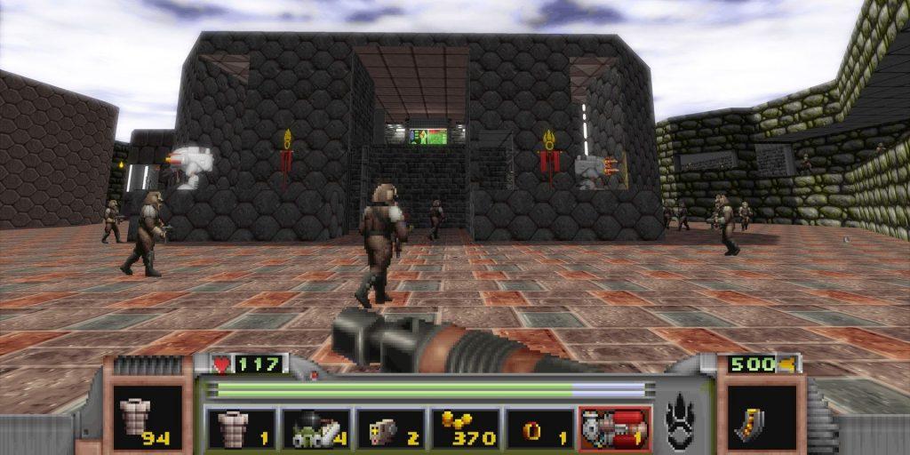 Топ 10 клонов Doom