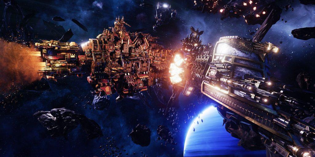 10 лучших стратегий в космическом сеттинге