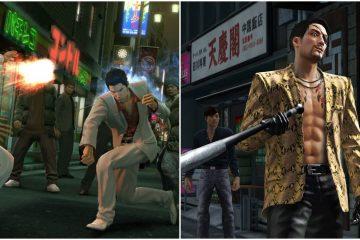 10 лучших побочных историй во франшизе Yakuza