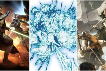 10 ММО с сюжетом для тех, кому понравилась Final Fantasy XIV