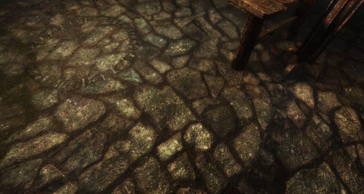 Мод для Skyrim размером 5,6 ГБ меняет все текстуры подземелий