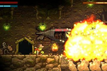 Играли ли вы в… SteamWorld Dig: A Fistful Of Dirt?