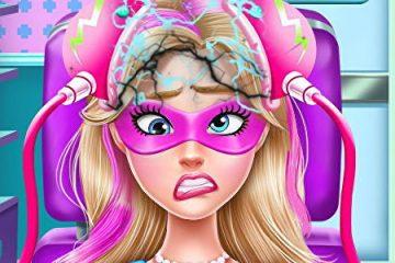 Играли ли вы в… Super Barbie Brain Doctor?