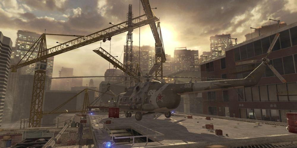 10 лучших мультиплеерных карт за всю историю Call Of Duty