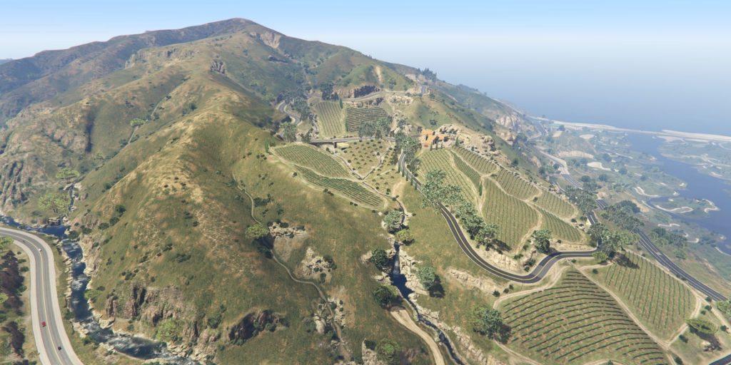 10 восхитительных локаций в Grand Theft Auto V