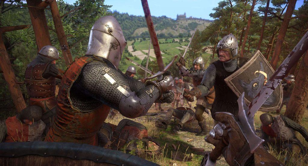 Лучшие игры про рыцарей и средневековье на ПК