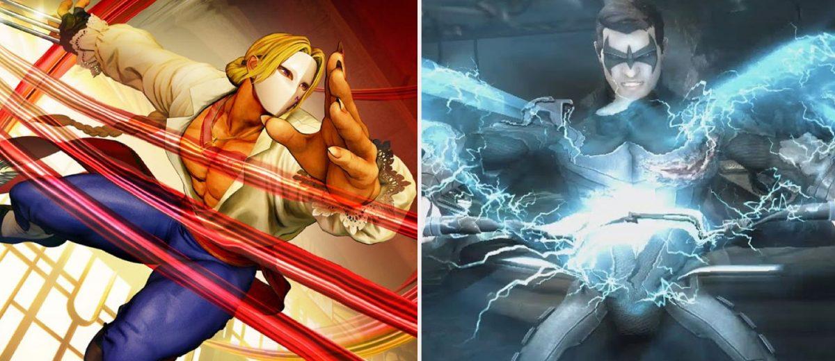 10 лучших героев в файтингах с альтернативными стилями боя
