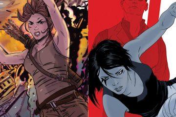 10 игровых франшиз с отличными комиксами