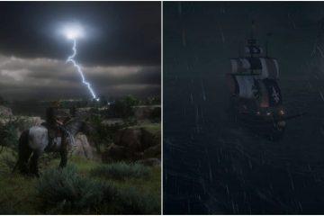 10 игр с лучшими погодными эффектами