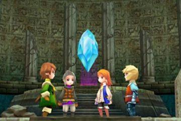 Играли ли вы в… Final Fantasy III?