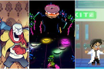 10 игр, похожих на Everhood