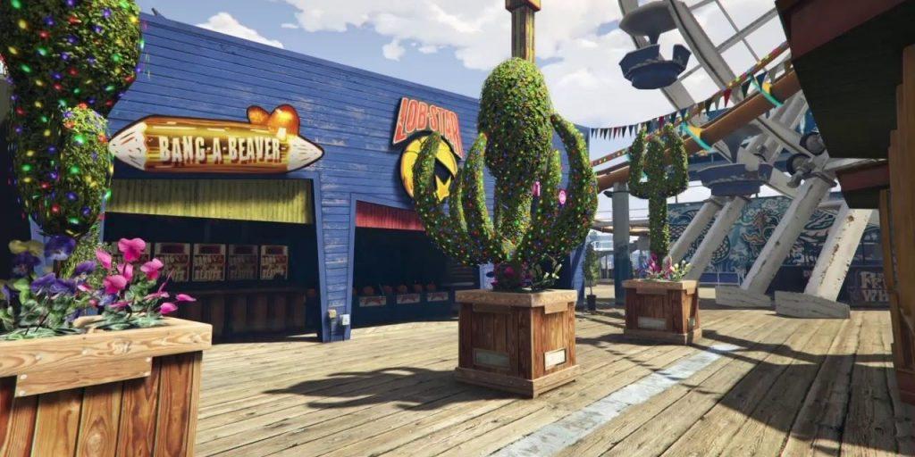 15 локаций GTA V из реальной жизни