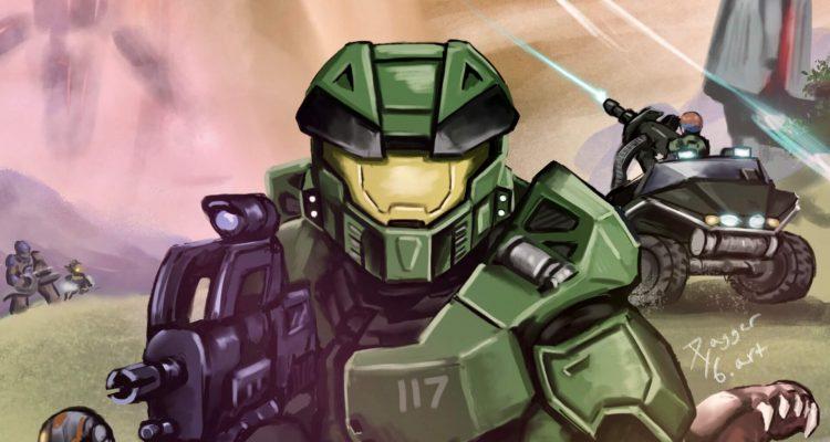 Мод для Halo 1 добавляет новый режим и поддерживает Master Chief Collection