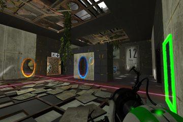 Мод для Portal 2 добавляет в игру новый портал для путешествий во времени