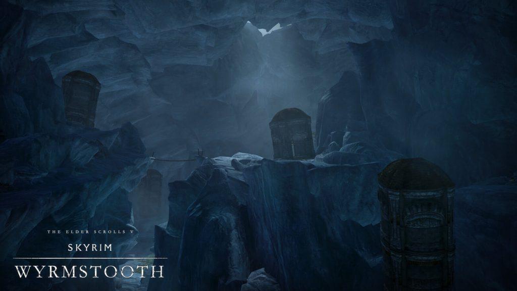 Мод Wyrmstooth для Skyrim возвращается спустя годы после удаления