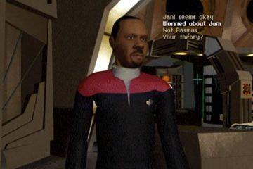 Играли ли вы в… Star Trek Deep Space Nine: Harbinger?