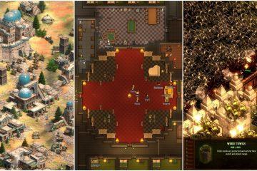 10 игр с лучшей механикой строительства базы