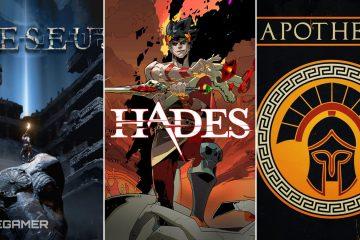 10 лучших игр, основанных на греческой мифологии
