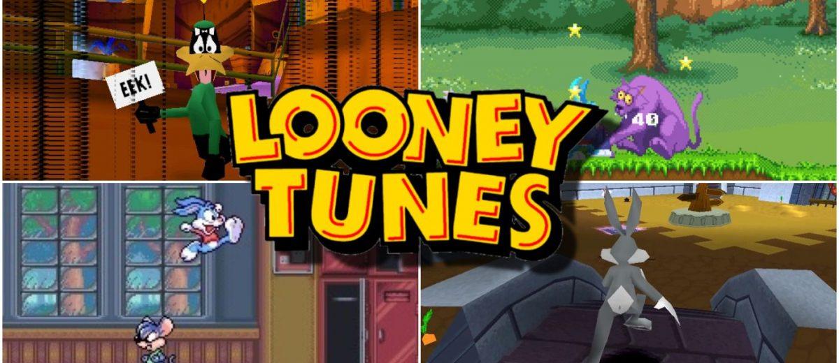 10 лучших игр Looney Tunes