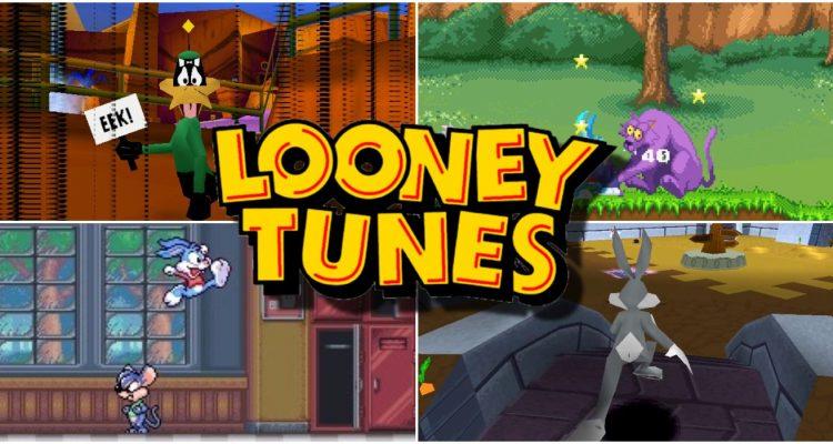 10 лучших Looney Tunes игр в порядке возрастания