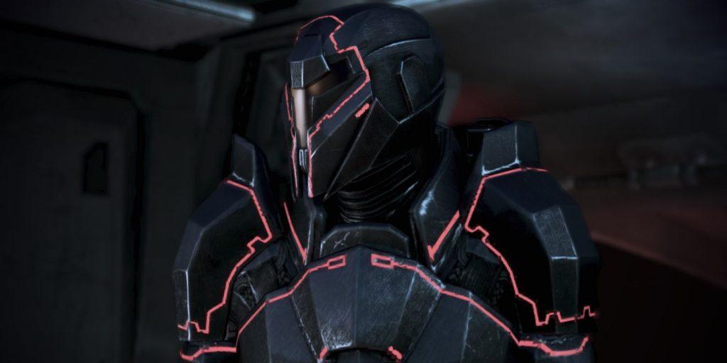 10 лучших костюмов в Mass Effect