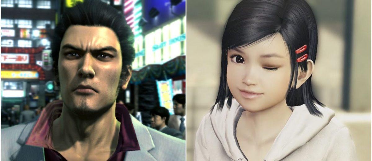 15 культовых персонажей из серии Yakuza