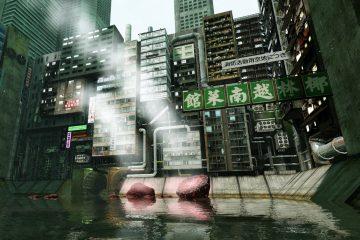 Демо-версия киберпанк-мода NeoTokyo Kshatriya для Half-Life 2