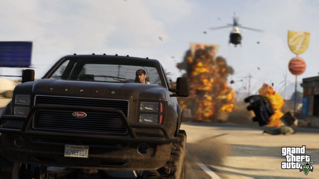 Все части Grand Theft Auto