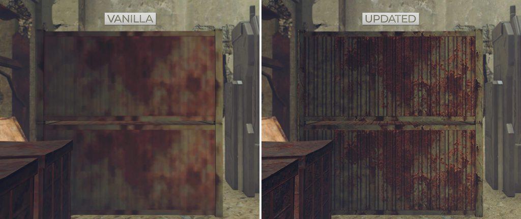 Спустя четыре года стал доступен набор текстур для Nier: Automata