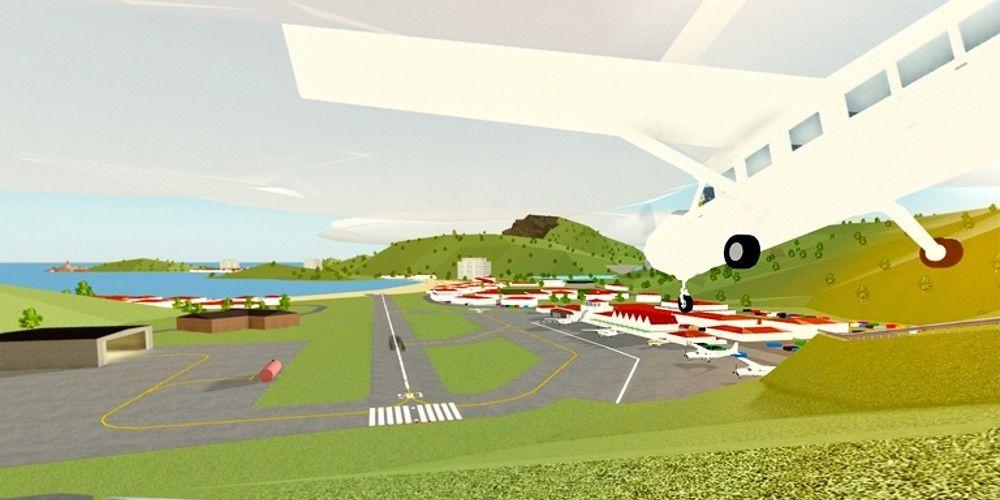 Pilot Training Flight Simulator