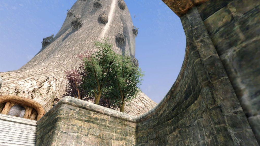 Мод для Skyrim позволяет присоединиться к битве за Валенвуд