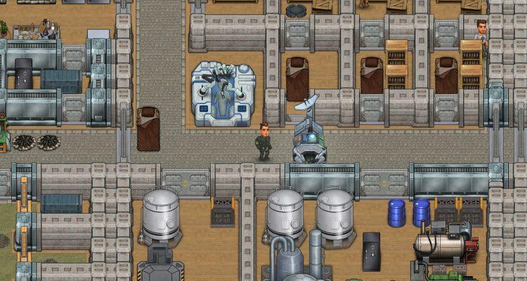 Создайте обширную sci-fi базу вместе со своими приятелями в CryoFall