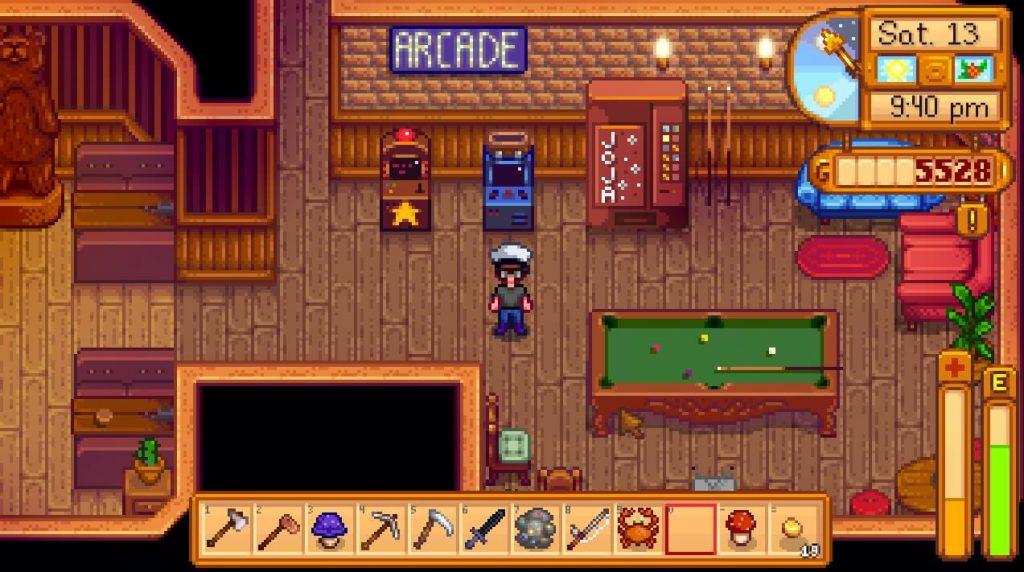 Сыграйте в аркаду