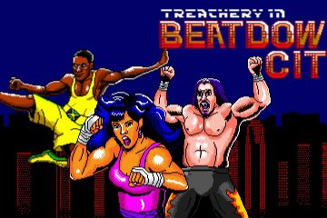 Treachery in Beatdown City