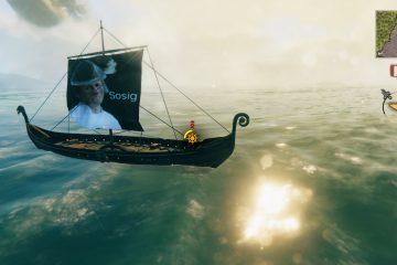 Мод для Valheim позволяет разместить на своем корабле любое изображение