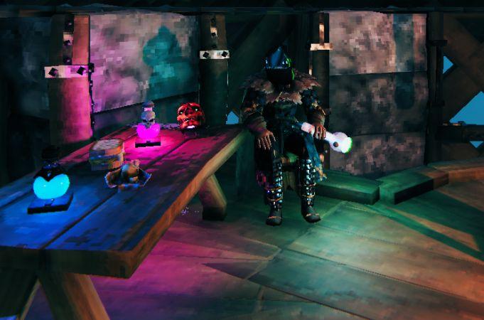 Мод для Valheim добавляет магический бонг Одина