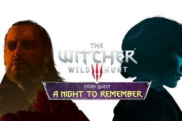 Мод для Witcher 3 завершает одну из сюжетных линий игры