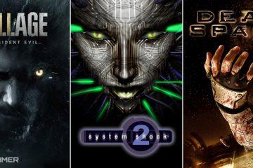 8 лучших игр в жанре боди-хоррор