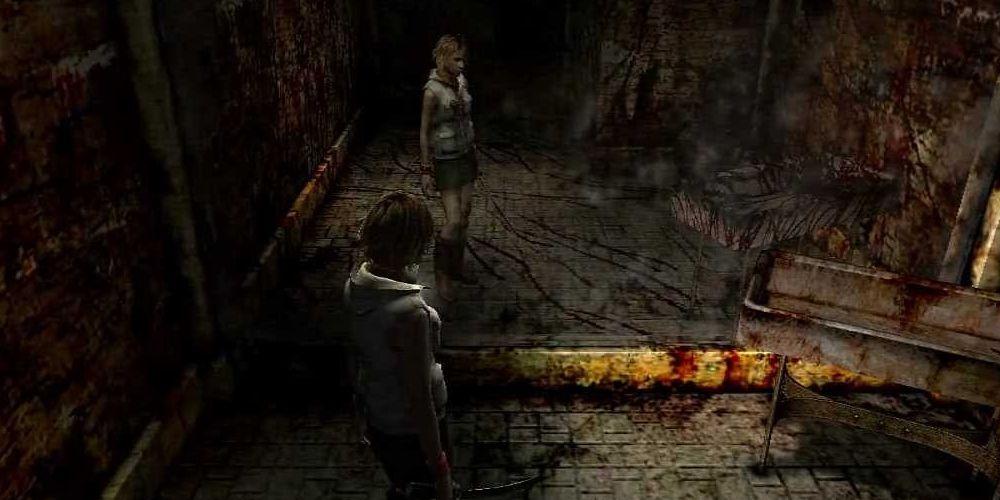 Серия Silent Hill – PlayStation