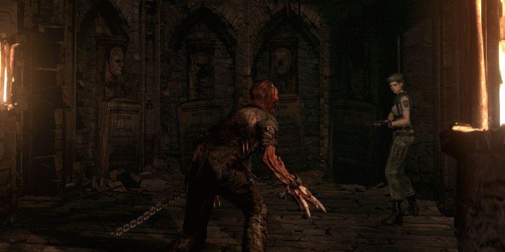 Серия Resident Evil – PlayStation, ПК