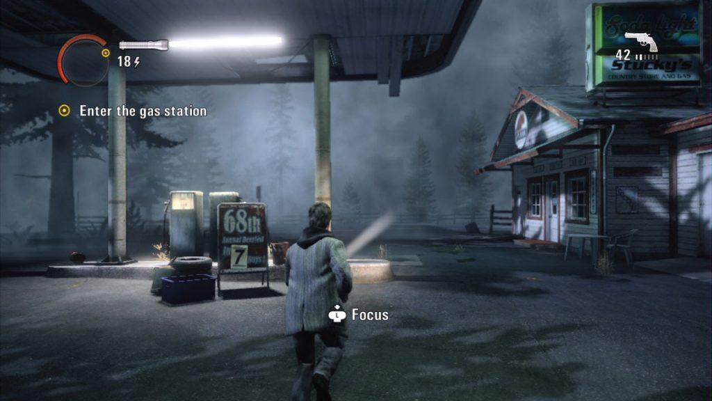 Alan Wake – Xbox, ПК