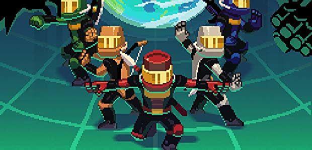 Играли ли вы в… Chroma Squad?