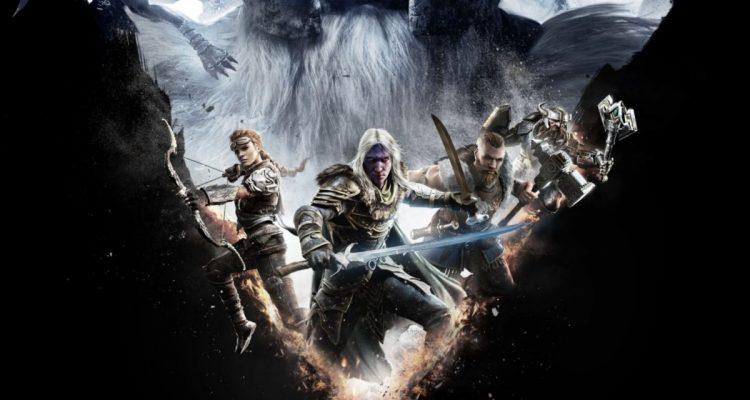Dark Alliance получит сплит-скрин после выпуска